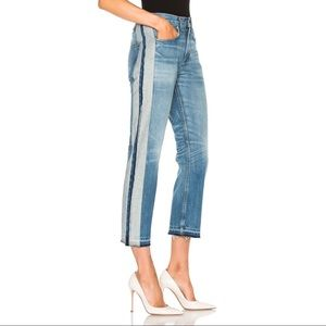 $495 Rag & Bone Marilyn Jeans Reverse Selvage Sz24